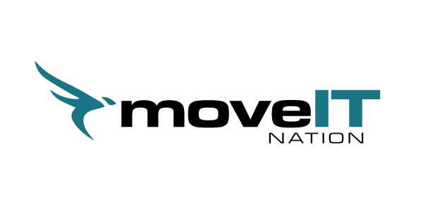 Move IT nation personal training logo design